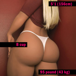 wmdoll 156cm B cup