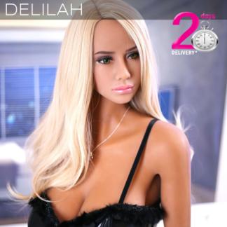 Stunnning busty MILF silicone sex doll