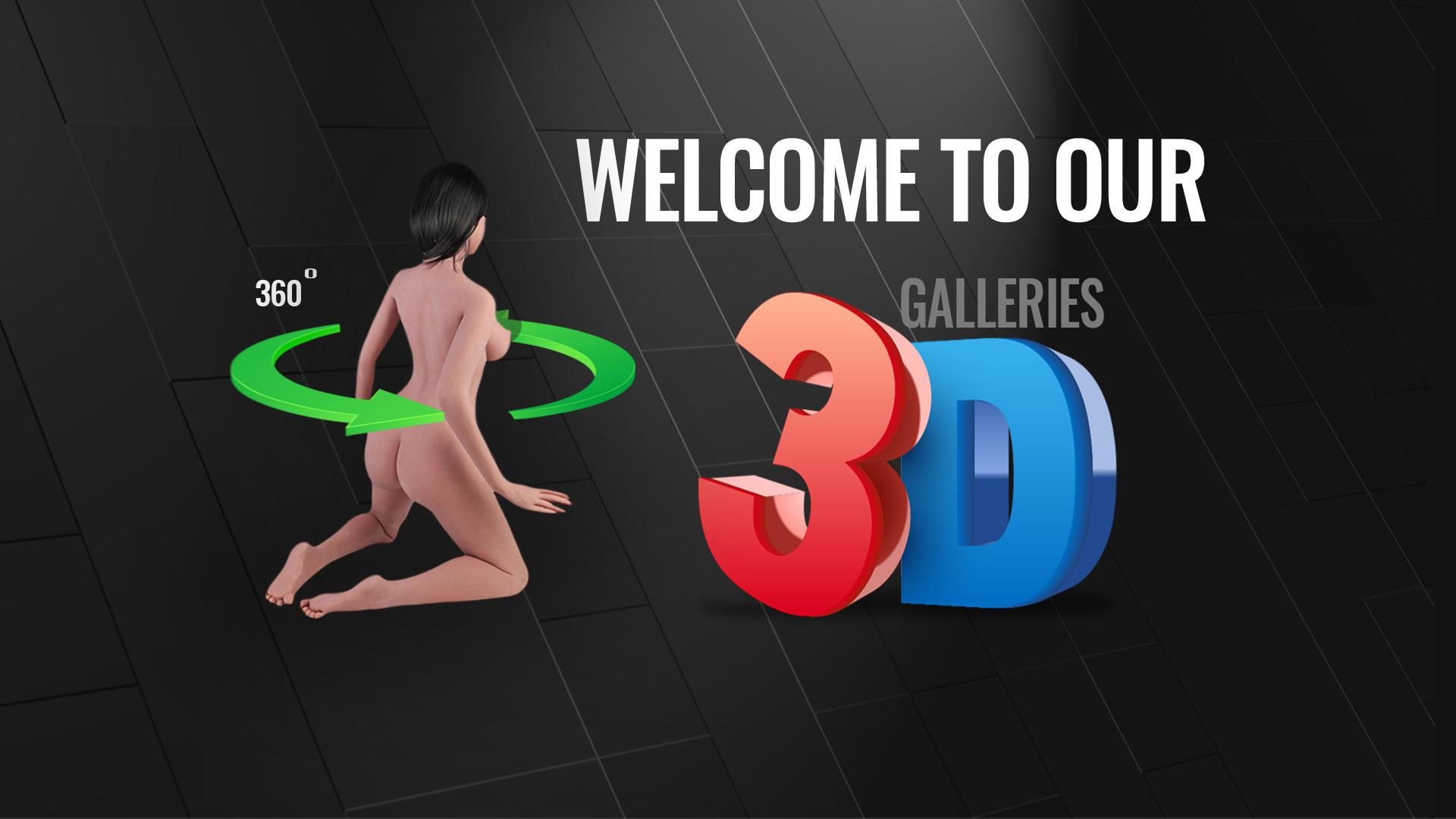3D sex dolls galleries