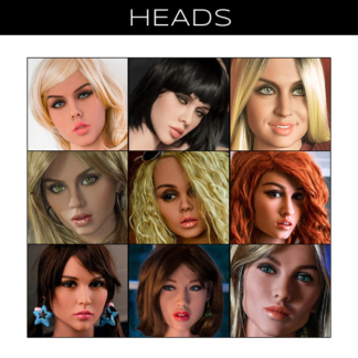 Sex Dolls Heads