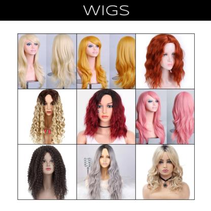 sex doll wigs