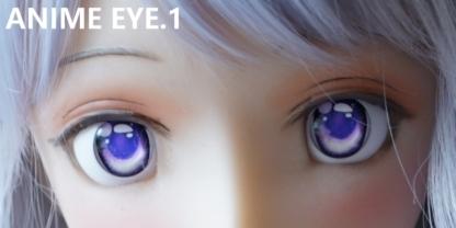 Anime eye 1