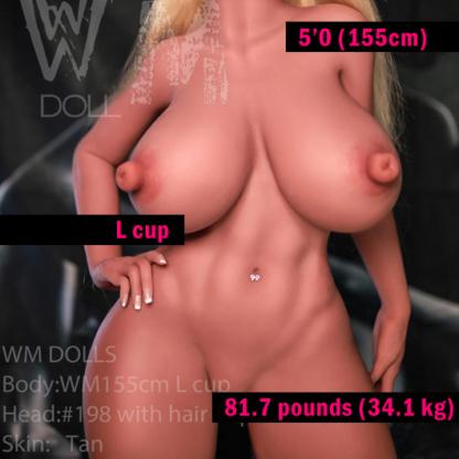 wm 155cm L cup